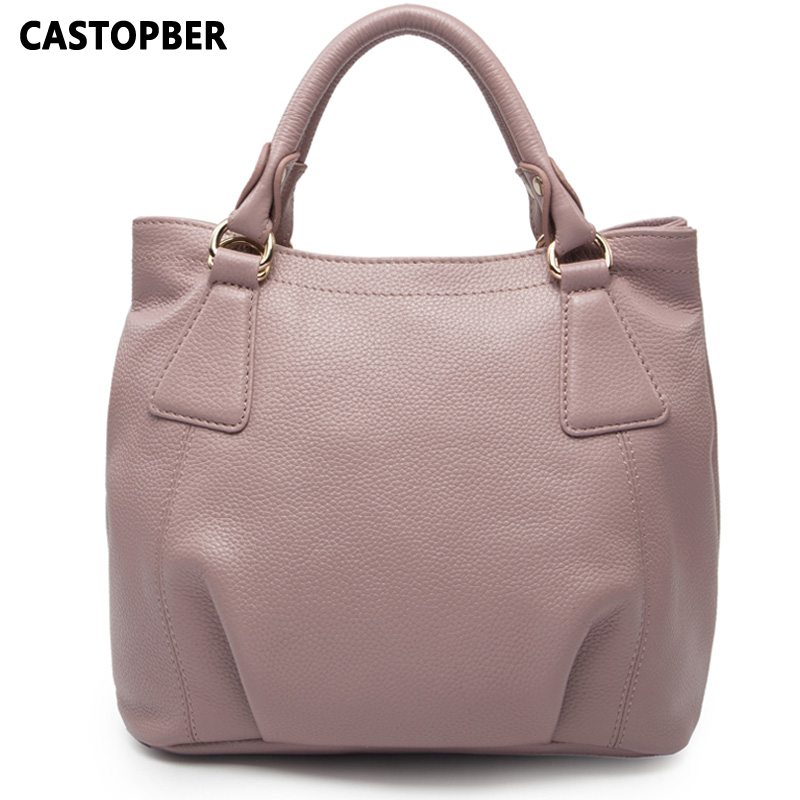 Designer Tote Handbag Genuine Leather Cowhide Women's Crossbody Bags Famous Brand Fashion Shoulder Bags High Quality Ladies Bag female handbag bag fashion women genuine leather cowhide large shoulder bag crossbody ladies famous brand big bags high quality