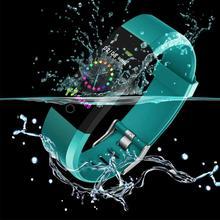 купить Waterproof Smart Bracelet Men Women IP68 Wristband Smart Watch Heart Rate Monitor Blood Pressure Sport Watch for ios android онлайн