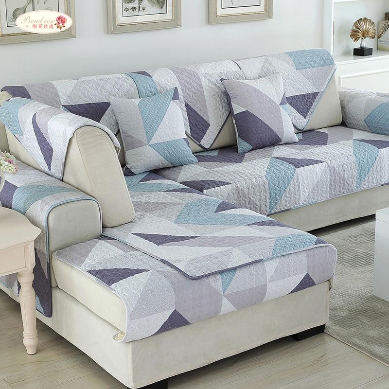 Pad Anti Skid Sofa Cushions Cover