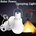 Авто 5 В Солнечный Переносная Лампа Led Солнечный энергии лампы светодиодное Освещение Солнечный Свет Панели Солнечной Энергии Кемпинг свет
