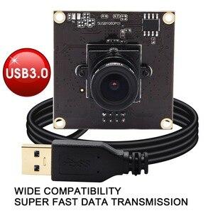 ELP Sony IMX291 USB 3,0 веб-камера MJPEG YUY2 50fps 2 мегапиксельная высокая скорость UVC OTG 1080P Модуль камеры для Android Linux Windows Mac