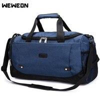 New Professional Single Shoulder Gym Bag Big Capacity Portable Fitness Bag Outdoor Handbag Sport Bag