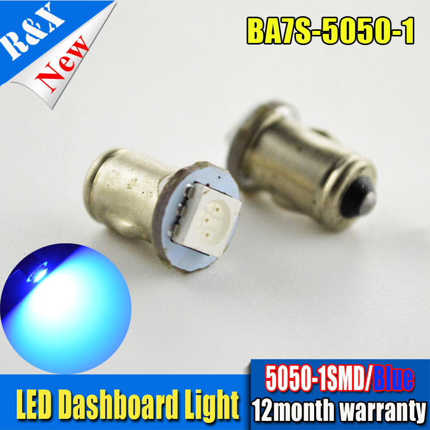 4x Ba7s DC 6V Negative Earth LLB282 5050 1 LED DASHBOARD WARNING SWITCH BULB White Ice blue Red Green color 4pcs positive earth blue ba7s led dashboard gauge warning switch bulb 12v red white green amber glb281