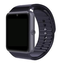 Heißer Verkauf GT08 Bluetooth Smart Watch Phone Smartwatch Armbanduhr mit Kamera für apple Android Smartphones