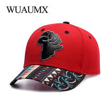 Wuaumx moda verano hombres mujeres gorra de béisbol visera Bone Snapback  Hip Hop Cap mapa imprimir curvada enarbolado Casquette 3bf8a58daf8