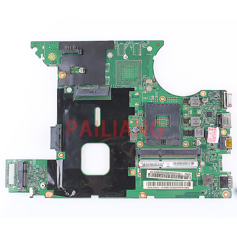 PAILIANG Laptop motherboard for Lenovo B470 PC Mainboard 90000066 48.4KZ01.021 tesed DDR3