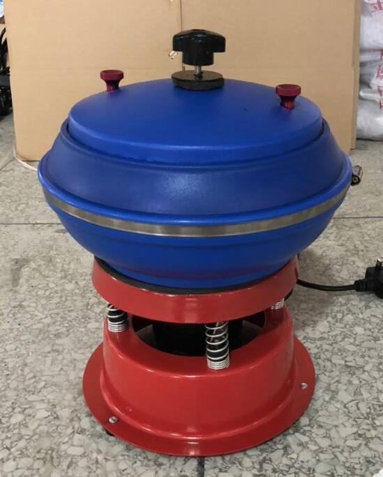 Bijoux Vibrant Tumbler Tumbling machine à Polir goldsmith outils