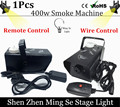 2016 new  fog machine remote control or  wire control Mini 400W smoke machine professional DJ lighting equipment light effects