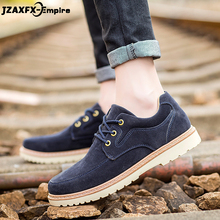 Men Casual Leather Shoes Suede Upper Design Oxford for Top Quality  Comfortable Dress Zapatillas Flats