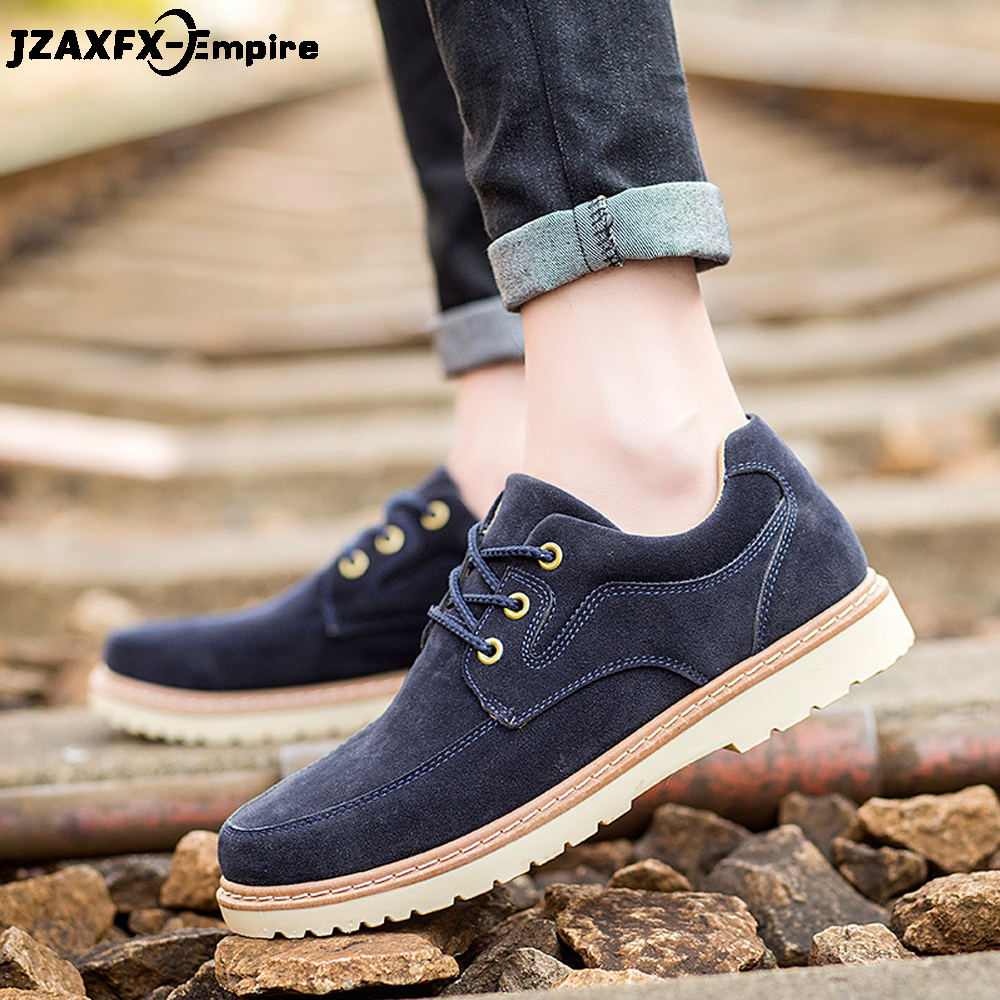 Men Casual   Leather   Shoes   Suede   Upper Design Oxford Shoes for Men Top Quality Comfortable Dress Shoes Zapatillas Men Flats
