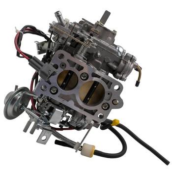 Carburador Carb para Toyota 22R con motor eléctrico 21100-35463C 2 366 L  SOHC motores de cc