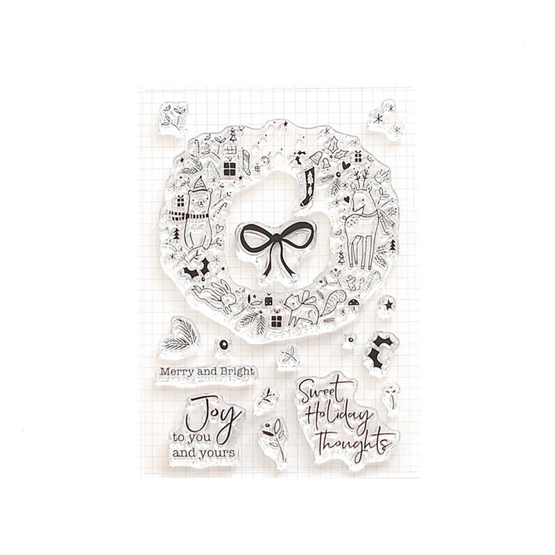 Eastshape Flower Wreath Stamps and Dies Scrapbooking Bow for Card Stamps Craft Stencils Embossing Metal Cutting Dies New 2019 in Cutting Dies from Home Garden