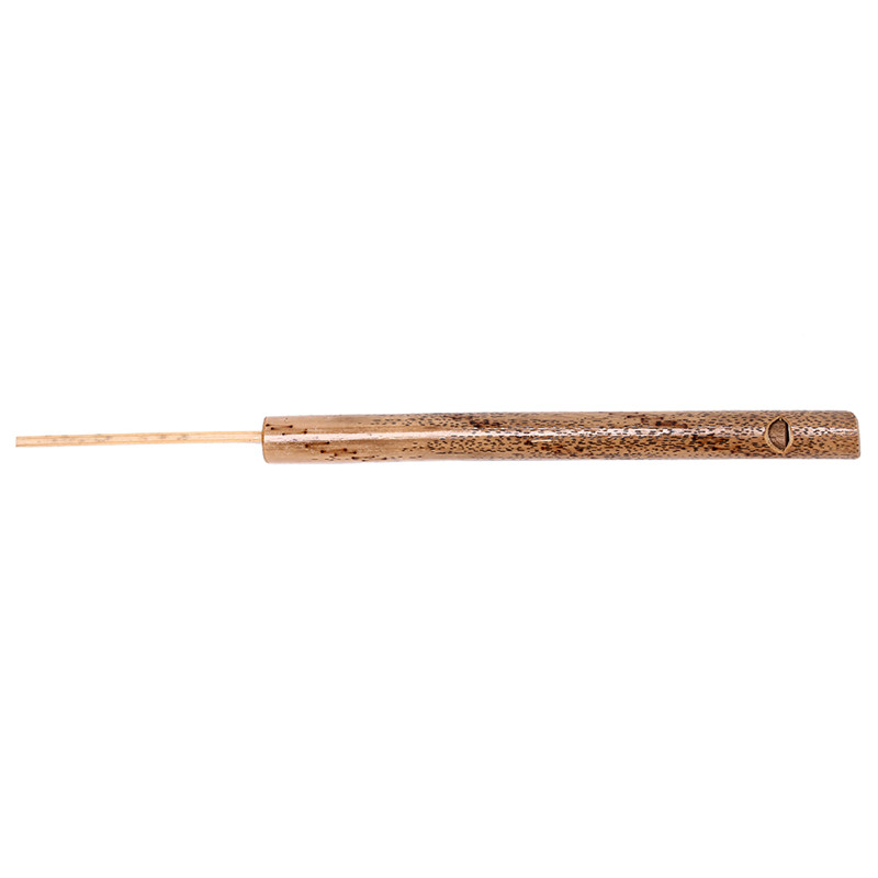 17.1*1.8cm  Bamboo Flutes Pi Thai Musical Bird Whistle Sound Flute Woodwind Instrument Accessories