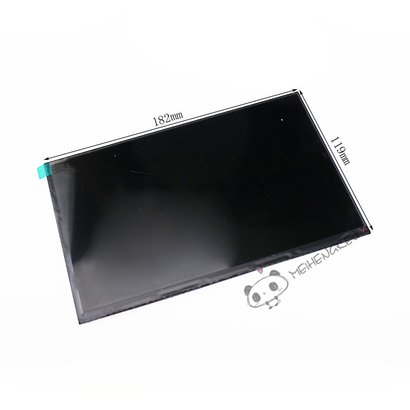 New 8 Inch Replacement LCD Display Screen For Cube TALK8 U27GT-C8 (P/N:BP080WX7-100-F0B) 6 lcd display screen for onyx boox albatros lcd display screen e book ebook reader replacement