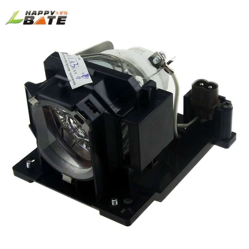 HAPPYBATE DT01091 compatible projector lamp for ED-D10N ED-D11N ED-AW100N ED-AW110N CP-D10 CP-DW10N CP-AW100N HCP-Q3W HCP-Q3 free shipping projector lamp dt01091 for hitachi cp d10 cp dw10n ed d10n ed d11n ed aw100n ed aw110n projector