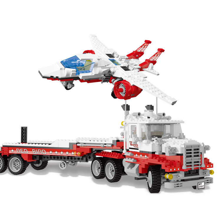 Compatible with Lego Genuine Model Series 5591 model 21017 1206pcs Mach II Red Bird Rig building blocks bricks toys for children compatible legoe genuine model series 5591 lepin 21017 1206pcs mach ii red bird rig building blocks bricks toys for children