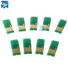 9 шт. для EPSON R3000 многоразового картриджа СНПЧ CIS чип автоматического сброса 157 1571 1572 1573 ARC чип