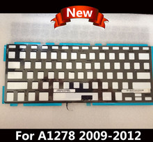 New For Macbook Pro 13.3″ A1278 US Keyboard Backlight Backlit 2009-2014 Year