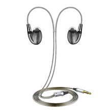 MaGaosi K3Pro In-Ear HiFi Audiophile Earbud Dynamic+ Twin Balanced Armature Hybrid Triple Driver Earphone With MMCX Interface