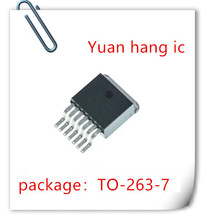 NEW 10PCS/LOT TLE5205-2G TLE5205-2 TLE5205 5205-2G TO-263-7 IC