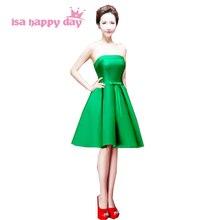 Короткое формальное элегантное короткое изумрудно-зеленое шампанское вино красные вечерние сексуальные женское вечернее платье синие Формальные женские горячие продажи W2905