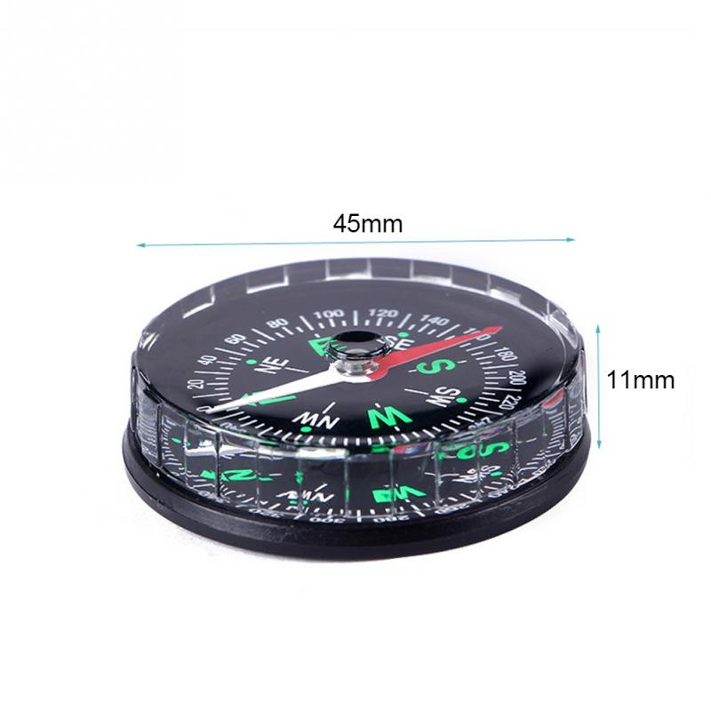 2018 portable mini precise compass practical guider for. Black Bedroom Furniture Sets. Home Design Ideas