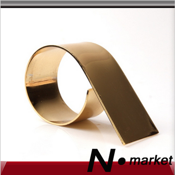 Free Shipping Hot High Quality Special Six Iron Gold Metal Napkin Rings For Wedding Sample Order In From Home Garden On Aliexpress