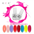 2017 fashionable women LED uv Poland peelable gel 75 color 5ml KCE brand color nail paint