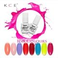 2017 fashionable women LED uv Poland peelable gel 75 color 5ml KCE brand color nail paint