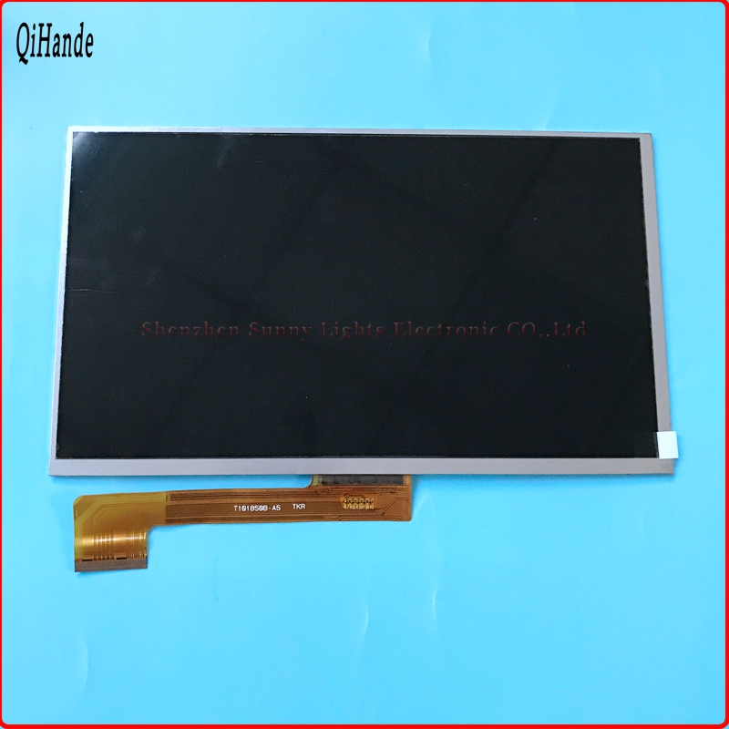 New 10.1 inch Tablet PC LCD Screen T101850B-A5 screen LCD Display LCD Panel ampire 5 7 inch 320240 lcd panel gst5000 gst500 lcd industrial lcd display lcd screen can add touch screen new replace