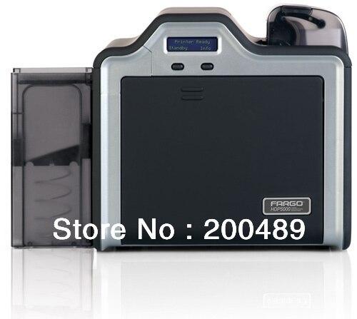 Fargo HDP5000 Односторонний ID карты принтеры