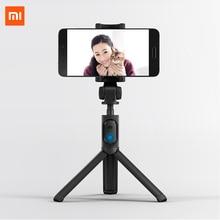Xiaomi складной штатив монопод для селфи 155 г продлить длина 400 мм Bluetooth пульт дистанционного управления затвором для интернет-трансляция видео в реальном времени сделать фотографии