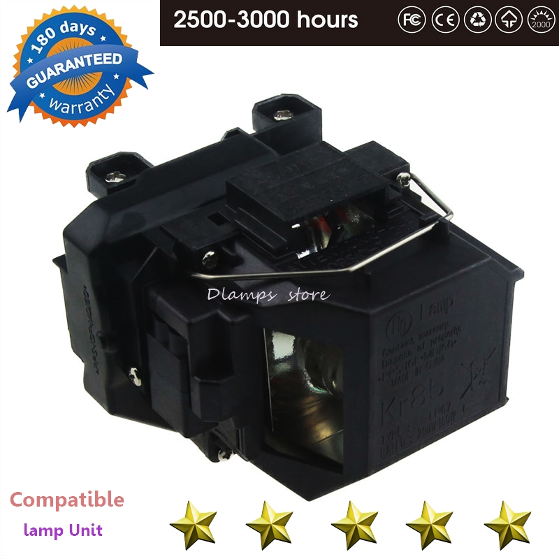 Image 5 - H433B EB S02 EB S11 EB S12 EB W12 EB W16  EB X12 EB X14 EB X14G EH TW550 EX3210 Projector Lamp ELP67 V13H010L67 for EPSON-in Projector Bulbs from Consumer Electronics