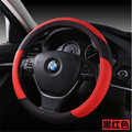Eco friendly car steering wheel cover wholesale protective sports style steering wheel cover case for auto car  lzh