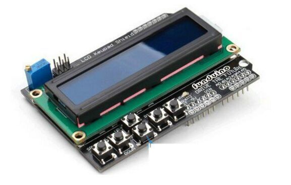 font b LCD b font Keypad Shield LCD1602 font b LCD b font 1602 Module