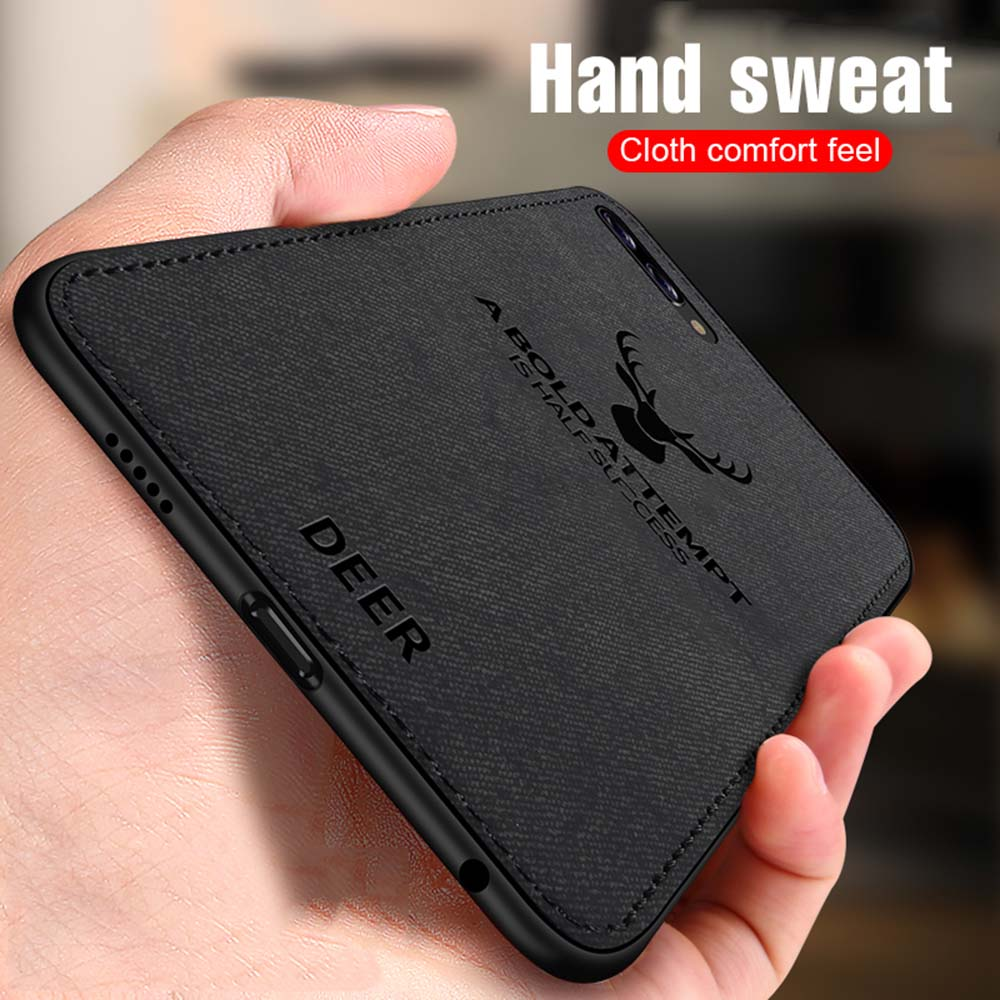 Cloth Texture Soft TPU Case For Huawei P20 lite mate 9 10 Pro P10 Plus Cover  Ultra thin Canvas Silicone P20 Pro Nova 3i Cover-in Fitted Cases from Cellphones & Telecommunications on Aliexpress.com | Alibaba Group
