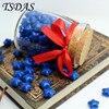 Blue Color Granule Sealing Wax Vintage DIY Multifunction In Bulk Granule 120pcs Bottle On Sale