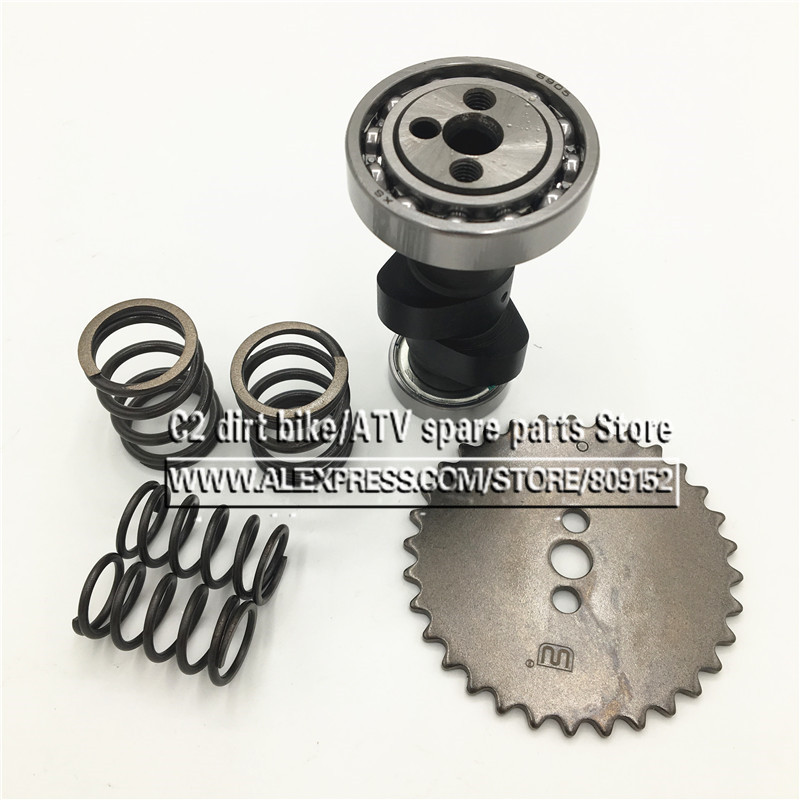 xlsion Z40 Racing Cam Camshaft Kit For YX140 YX 140cc 1P56FMJ Engine Pit Dirt Bike