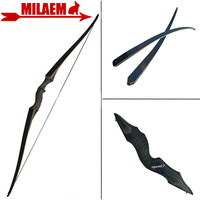 1pc 30 60lbs 60inch Archery Recurve Bow Takedown Bow Laminate Bow Limbs Left/Right Hand Shooting/Hunting Accessories