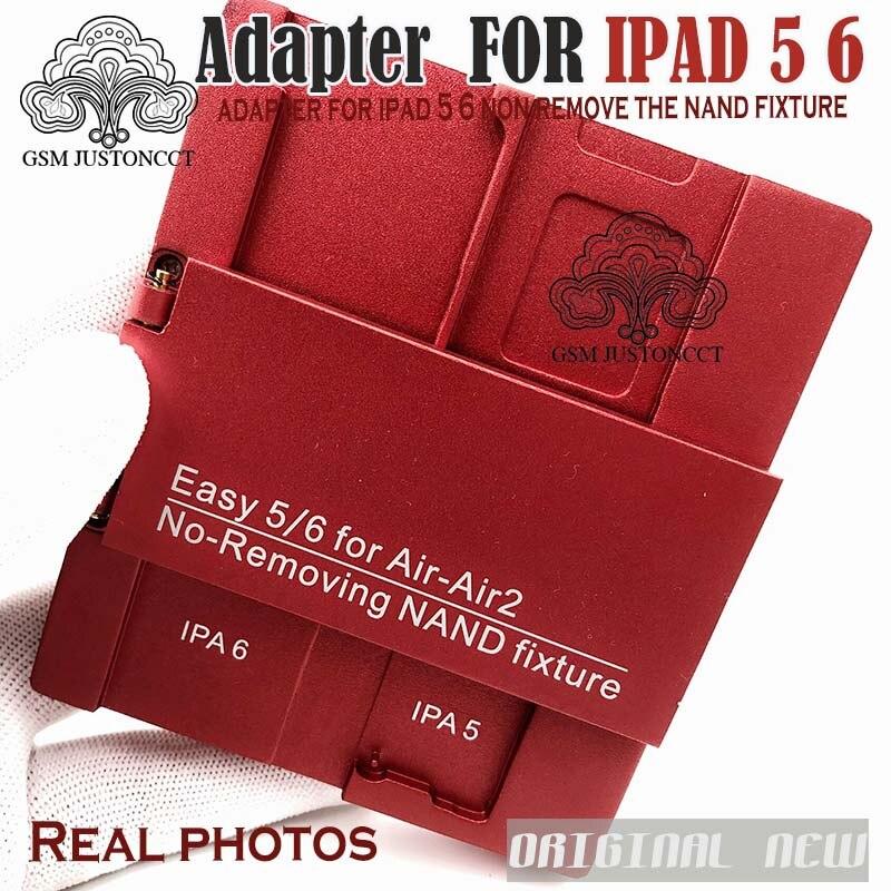 Adaptador para ipad 5 6 no QUITAR LA nand accesorio/fácil 5 6 adaptador para aire-aire 2 sin quitar NAND accesorio