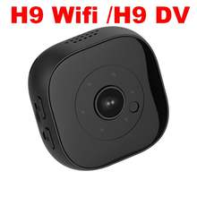 H9 Wifi Mini Camera sport DV Action Camera Micro Camera with Night Vision Motion Sensor Camcorder Voice Video Recorder Small Cam(China)