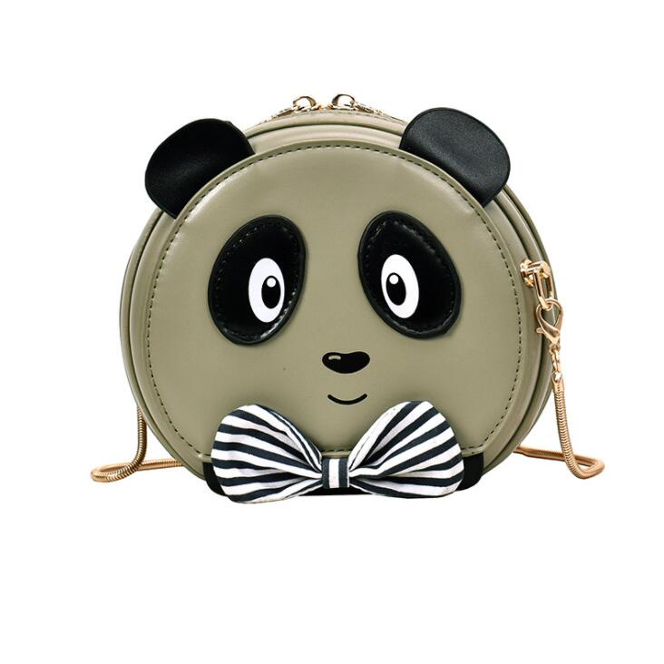 2019 Cadeia Projeto Engraçado Panda Menina Bonito