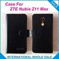 Hot!! 2016 zte nubia z11 max case, 6 cores de couro de alta qualidade caso exclusivo para zte nubia z11 max tampa saco do telefone de rastreamento