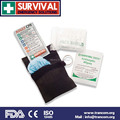 TR005 fda approved first aid kit mini first aid kit/CPR Mask Kits/CPR Breathing Mask