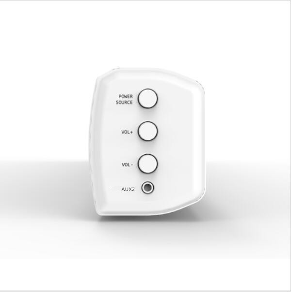 LONPOO Bluetooth 40W TV Soundbar With Subwoofer Speakers