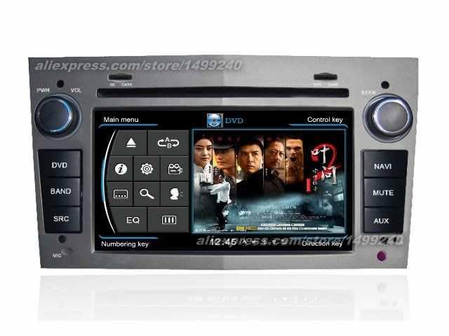 Liandlee 2din Cho Opel Astra 2005 ~ 2010 Xe Android Đài Phát Thanh Bản Đồ GPS Navigation máy nghe nhạc BT WIFI HD Màn Hình Đa Phương Tiện hệ thống