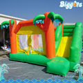 Custom Castle Inflatable Tree Bouncying House For Children Playing
