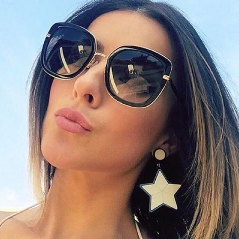 4961a10af4d7 Detail Feedback Questions about TESIA Vintage Women Sunglasses Mercury  Coating Luxury Mirror Sun Glasses For Women Quality Eyewear Oculos Feminino  T1005 on ...