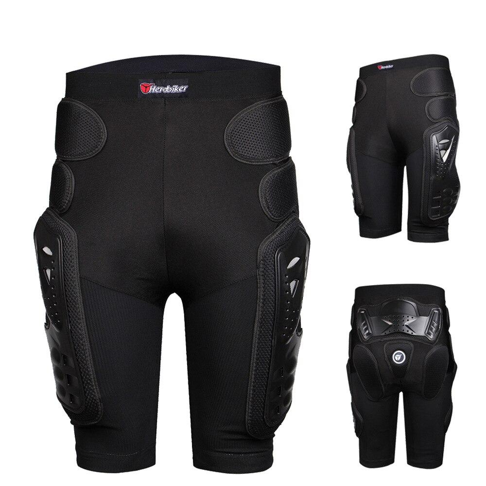 Short de protection moto motocross DH vélo patinage Ski planche à roulettes armure short Sport extrême équipement de protection hanche Pad