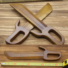 Wing Chun Butterfly Knives, Bart Cham Dao, Wing Chun Swords with  Handmade one shape design knife wooden materials
